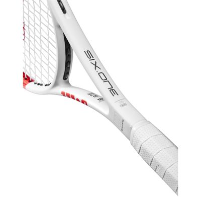 Wilson Six.One 95 Tennis Racket - Side2