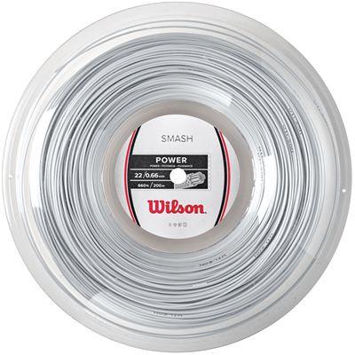Wilson Smash Badminton String - 200m Reel