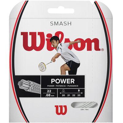 Wilson Smash Badminton String Set