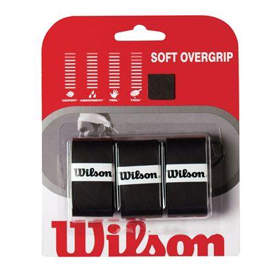Wilson Soft Overgrip - Black