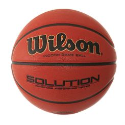 Wilson Solution FIBA Game Ball Basketball