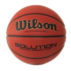 Wilson Solution FIBA Game Ball Basketball