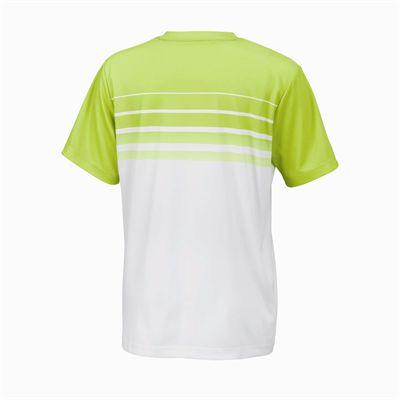 Wilson Spring Striped Crew Boys T-Shirt - Back