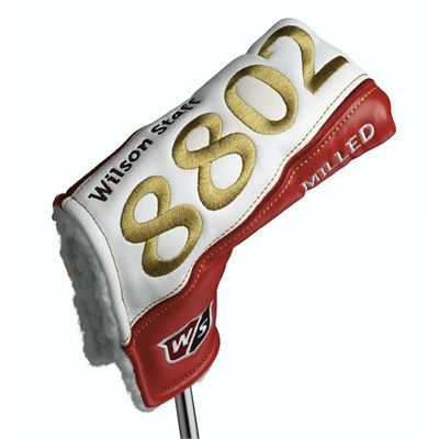 Wilson Staff 8802 Milled Putter - Cover