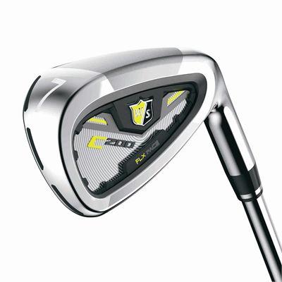 Wilson Staff C200 Ladies Graphite 6-PW Golf Iron Set - Side