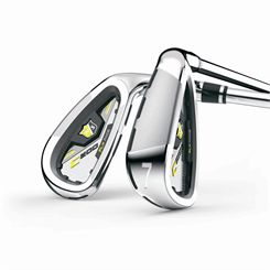 Wilson Staff C200 Ladies Graphite 6-PW Golf Iron Set