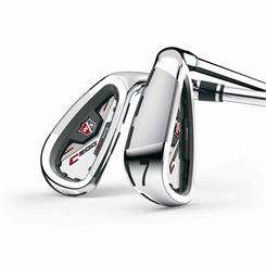 Wilson Staff C200 Steel 4-PW Golf Iron Set