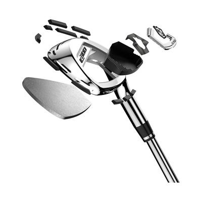 Wilson Staff C300 Steel 4-PW Golf Iron Set - Parts