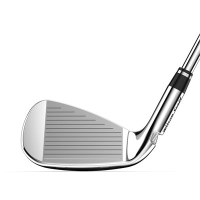 Wilson Staff C300 Steel 4-PW Golf Iron Set - Side
