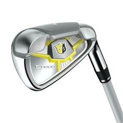 Wilson Staff D200 Graphite Ladies 5-PW, SW Iron Set