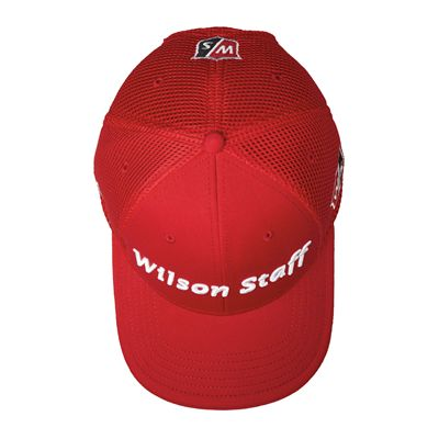 Wilson Staff D200 Mesh Cap-Top
