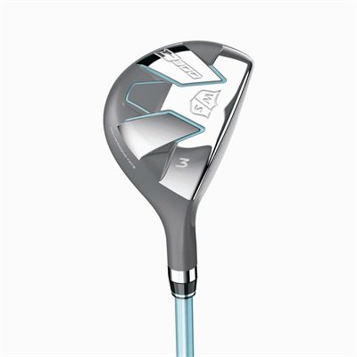 Wilson Staff D300 Ladies Hybrid - Above