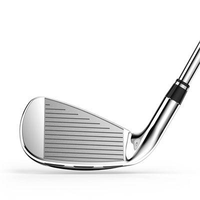 Wilson Staff D300 Steel 5-PW, SW Golf Iron Set -Back