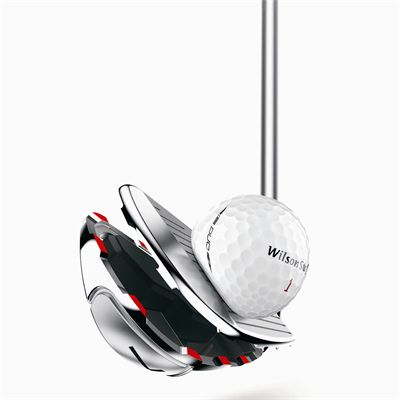 Wilson Staff D300 Steel Sand Wedge - Exploded