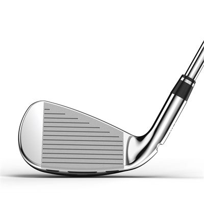 Wilson Staff D7 Ladies Graphite 6-PW, SW Golf Iron Set - Face
