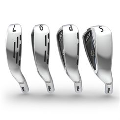 Wilson Staff D7 Steel 5-PW, SW Golf Iron Set