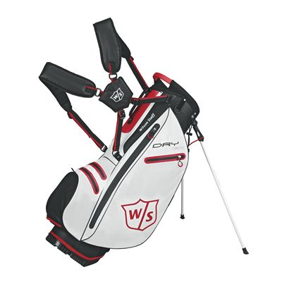 Wilson Staff Dry Tech Golf Carry Bag-WH-expand