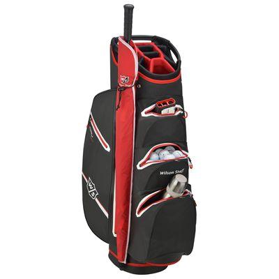 Wilson Staff Dry Tech Golf Cart Bag SS18 - Pockets