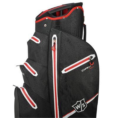 Wilson Staff Dry Tech Golf Cart Bag SS18 - Top