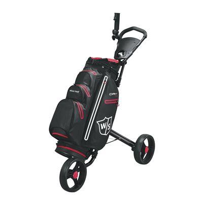 Wilson Staff Dry Tech Golf Cart Bag-bl-CART