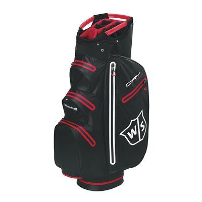 Wilson Staff Dry Tech Golf Cart Bag-bl