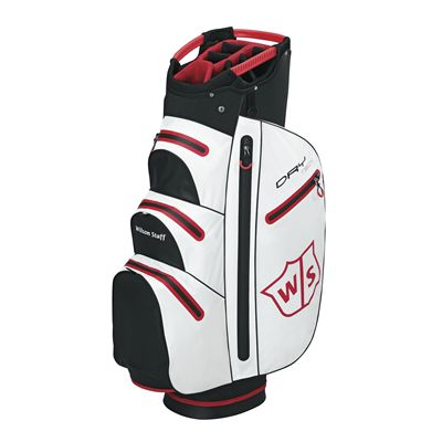 Wilson Staff Dry Tech Golf Cart Bag-WH
