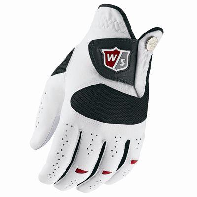 Wilson Staff Dual Performance Mens Golf Glove