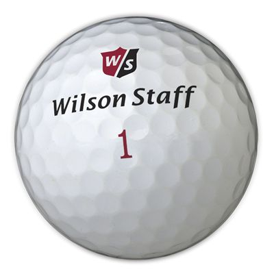 Wilson Staff DX2 Soft Golf Balls - 1 Dozen