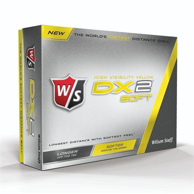 Wilson Staff DX2 Soft Golf Balls