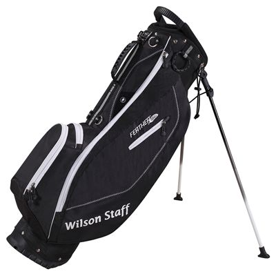 Wilson Staff Feather SL Carry Bag - black
