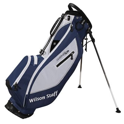 Wilson Staff Feather SL Carry Bag - blue