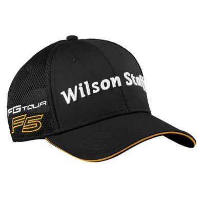 Wilson Staff FG Tour F5 Mesh Cap