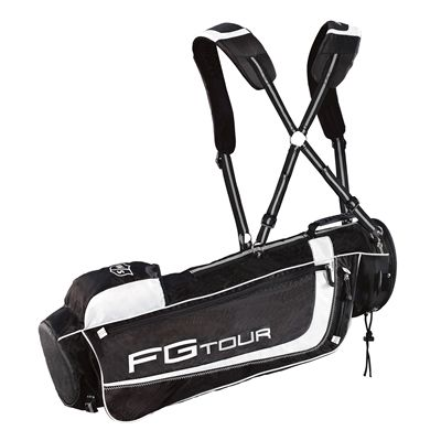 Wilson Staff FG Tour Feather Bag - Black