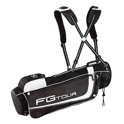 Wilson Staff FG Tour Feather Bag - Black