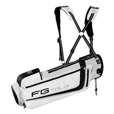 Wilson Staff FG Tour Feather Bag - White