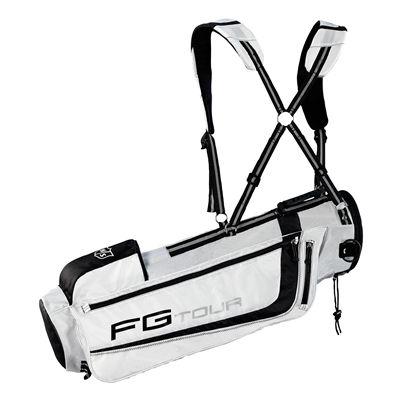 Wilson Staff FG Tour Feather Bag - White