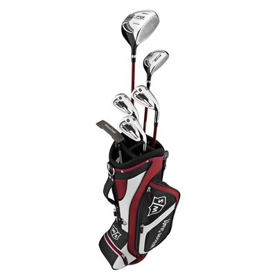 Wilson Staff FG Tour Junior Large Set