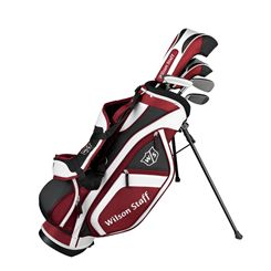 Wilson Staff FG Tour Junior Small Set