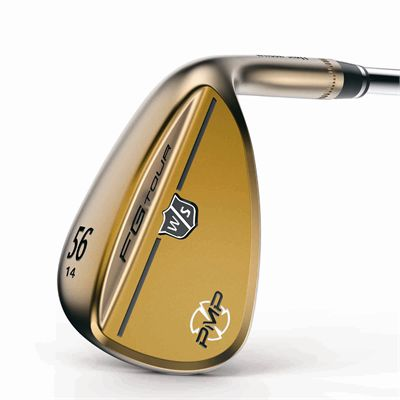 Wilson Staff FG Tour PMP Oil Can Wedge - Toe Down
