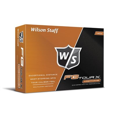Wilson Staff FG Tour X Golf Balls