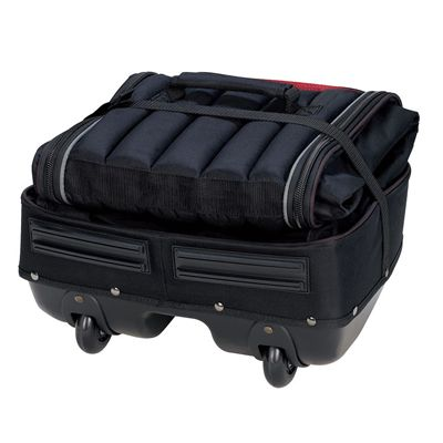 Wilson Staff Folding Wheeled Travel Cover 2014 - Folded
