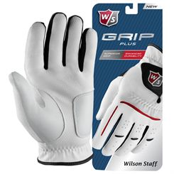 Wilson Staff Grip Plus Mens Golf Glove