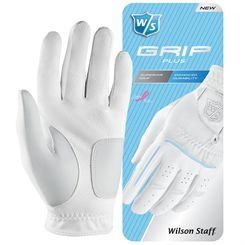 Wilson Staff Grip Plus Ladies Golf Glove
