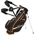 Wilson Staff Hybrix Golf Carry and Cart Bag SS18 - Black