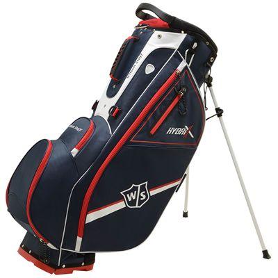 Wilson Staff Hybrix Golf Carry and Cart Bag SS18