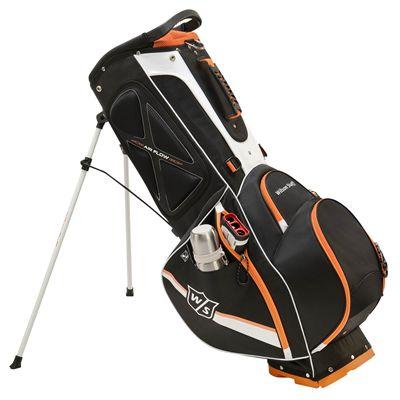 Wilson Staff Hybrix Golf Carry and Cart Bag SS18 - Black - Bag