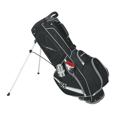 Wilson Staff Hybrix Golf Carry and Cart Bag-BL-side