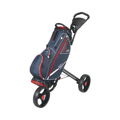 Wilson Staff Hybrix Golf Carry and Cart Bag-NA-cart