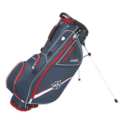 Wilson Staff Hybrix Golf Carry and Cart Bag-NA-main