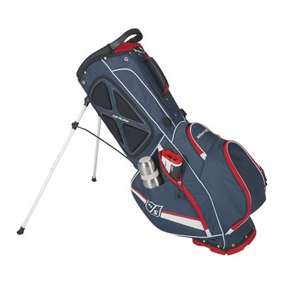 Wilson Staff Hybrix Golf Carry and Cart Bag-NA-side